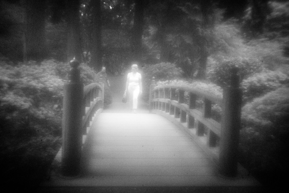 Bridge, Portland Japanese Garden