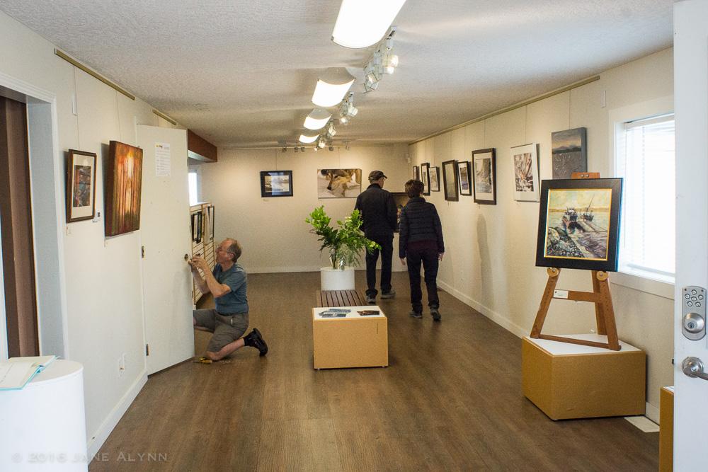 Tulista Gallery, Sidney, BC