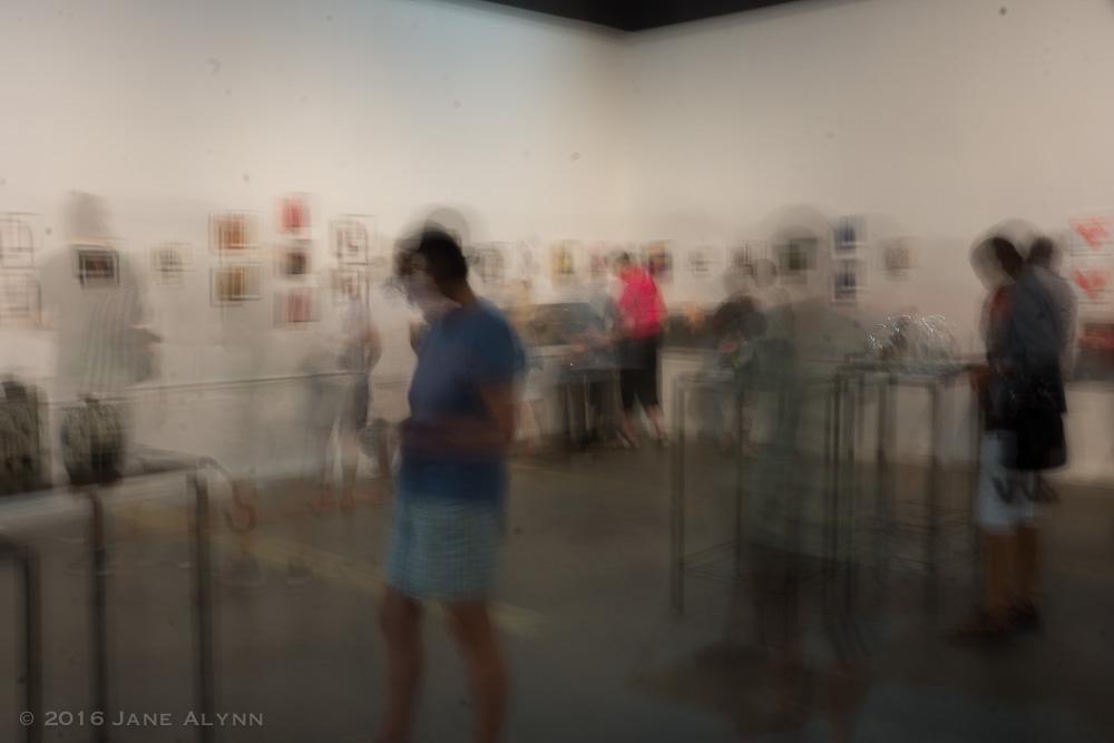 2016 10x10x10xTieton Exhibition opening reception