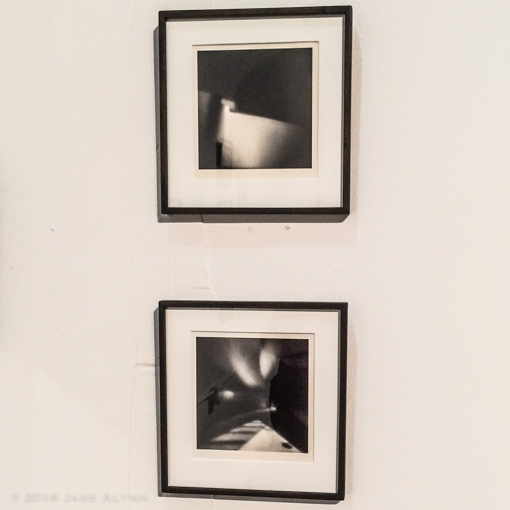 2016 10x10 photographs in the exhibition